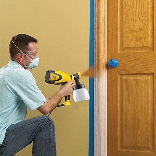 Wagner Spraytech Spray Double Duty Paint Sprayer