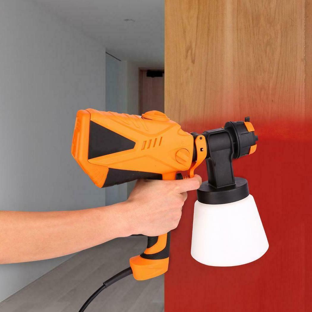 1000ml Sprayer 600W Electric Paint Spray Power 3