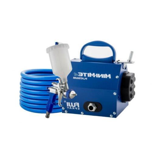 Fuji Spray Mini-Mite 4 Platinum T75G Gravity HVLP Spray Syst