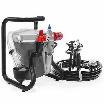3000psi high pressure airless paint sprayer 5
