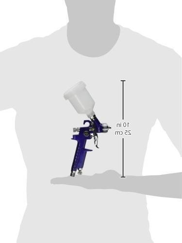 Neiko 31207 A HVLP Gravity Feed Spray Paint Gun, cc Cup