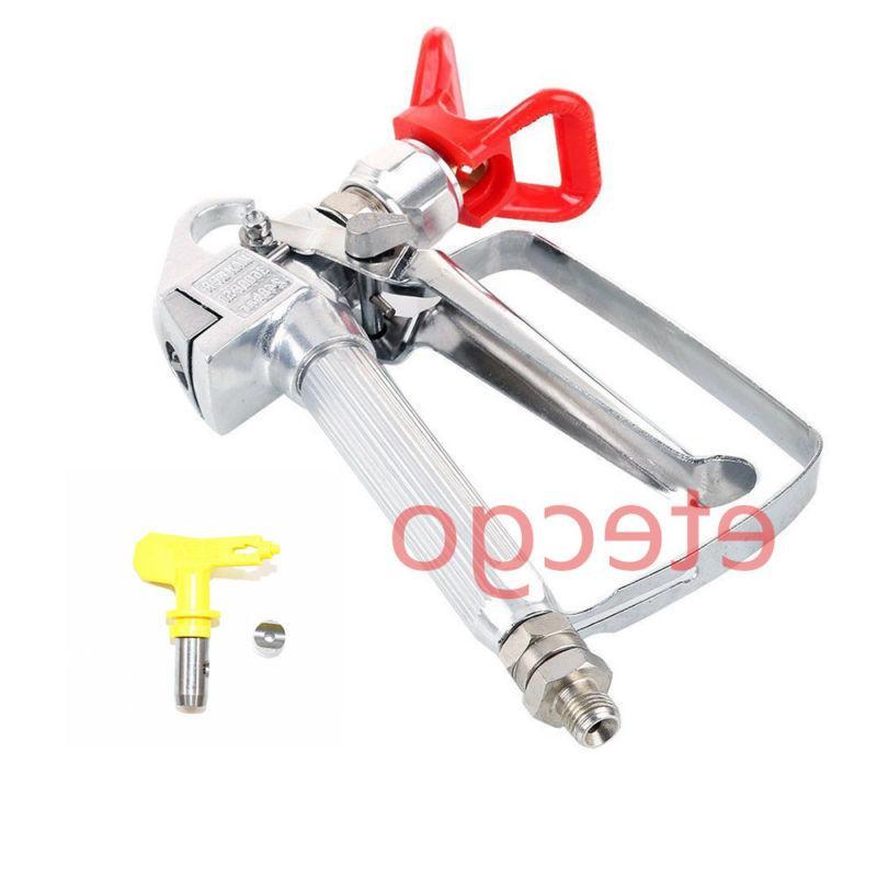 3600 psi spray gun w 517 tip