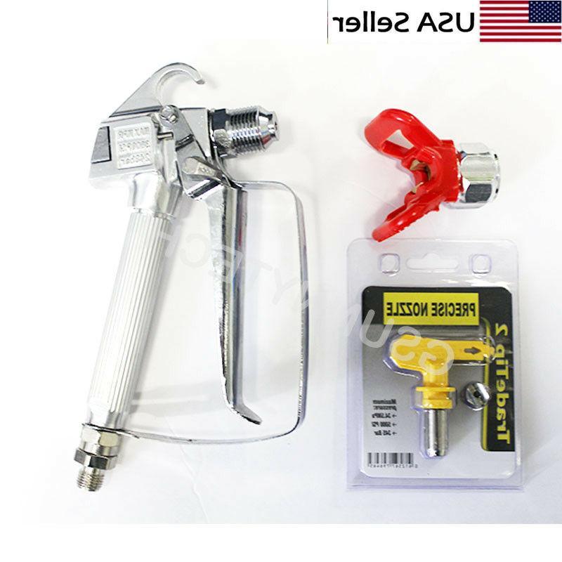 3600PSI Gun Sprayers