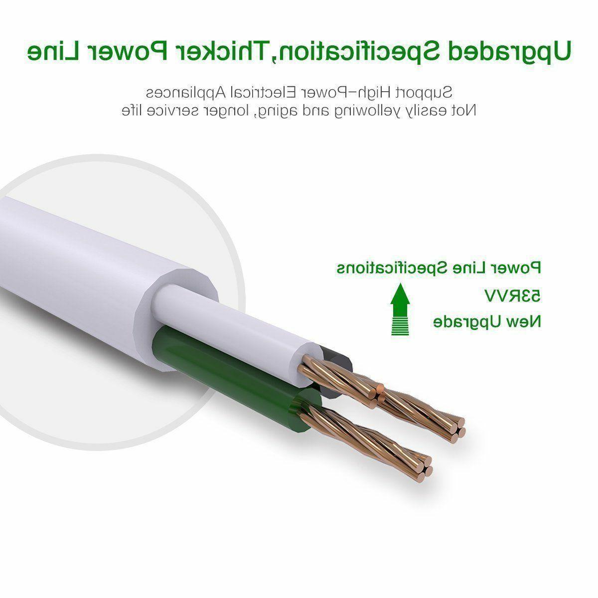 6ft 6 USB Charging Strip