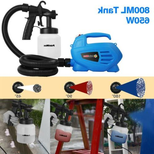 650W Electric Paint Nozzle+Cooling Sys US