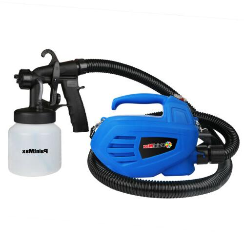 650W Zoom Painting Fence Gun Hand