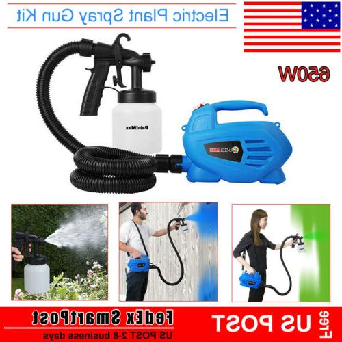 650w electric zoom paint painting sprayer fence