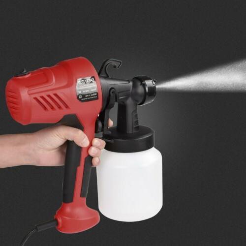 800ML Electric Handheld Airless Sprayer Spray Gun Wagner Pai