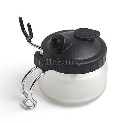 airbrush cleaning pot spray gun cleaner stabilizer