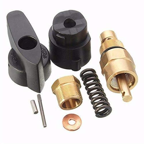 airless paint prime valve