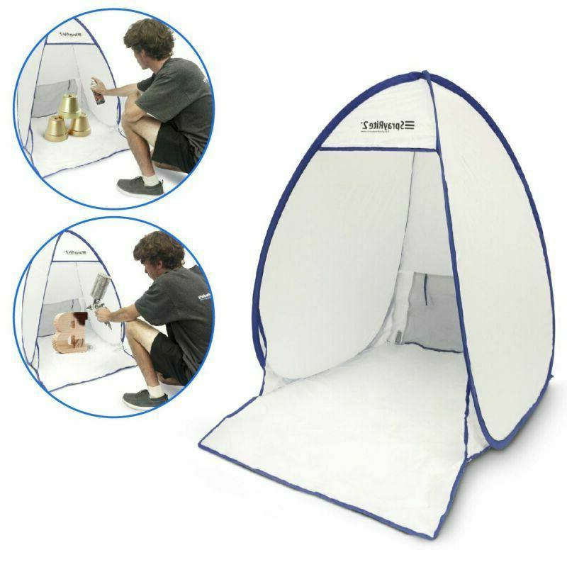 Easygo Products Sprayrite 2 Paint Spray Shelter Spray Booth