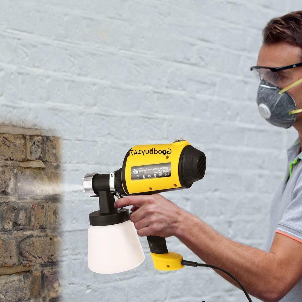 Electric Sprayer Wagner Painting Gun Indoor Outdoor