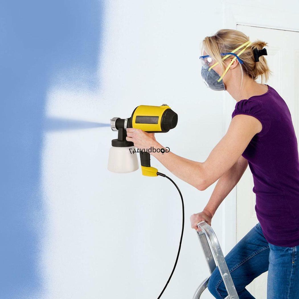 Electric Handheld Sprayer Wagner Gun Airless Indoor Outdoor