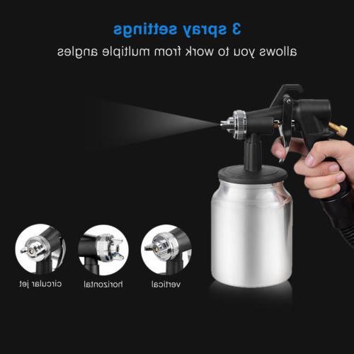 650W Sprayer 3-ways Copper Nozzle