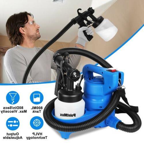 flexio 2000 hvlp sprayer paint stain sealer