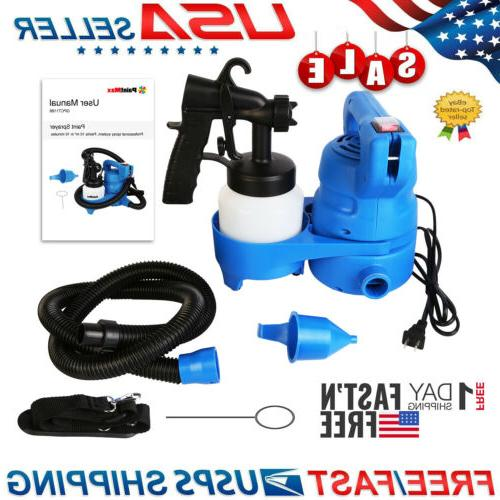 Electric Spray Paint Cooling Sys For Home Painting US