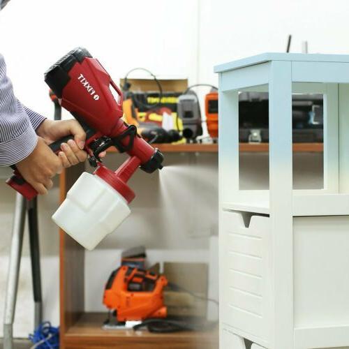 Electric Gun Sprayer 1000ml Painting Tool