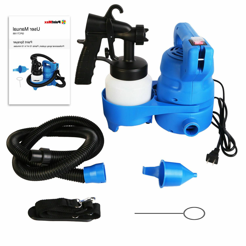 USA 650W Paint Spray Gun Painter Hand Tool