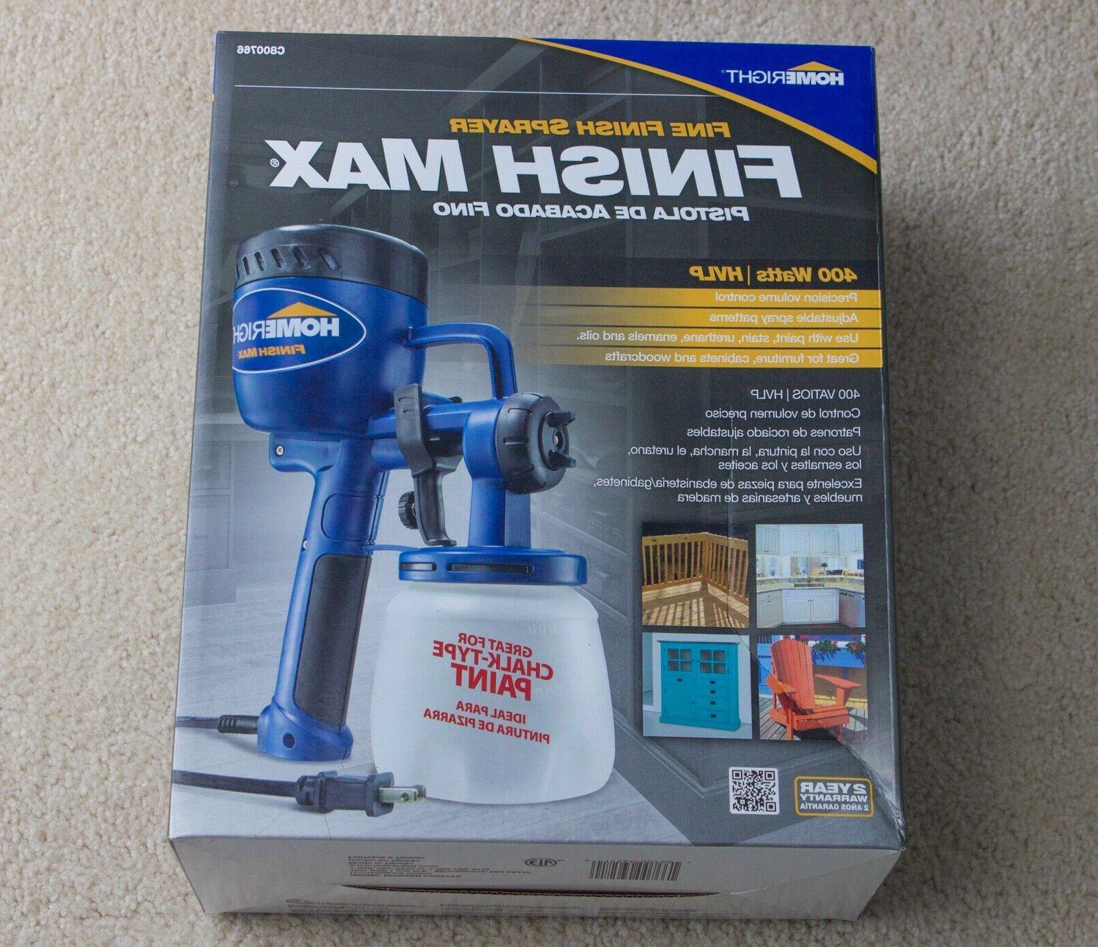 HOMERIGHT Finish Sprayer C800766 -