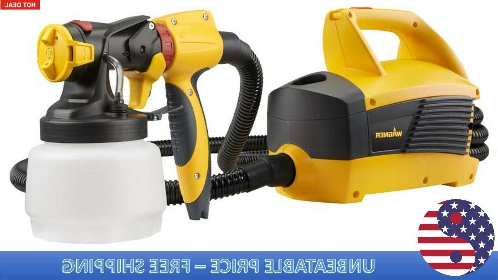 flexio 4000 stationary hvlp paint sprayer furniture