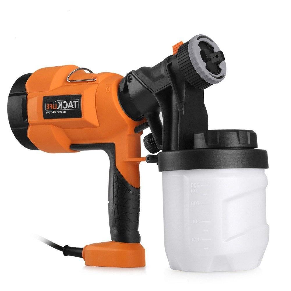 <font><b>Tacklife</b></font> Advanced Spray 800ml/min <font><b>Sprayer</b></font> Spray Patterns Spray