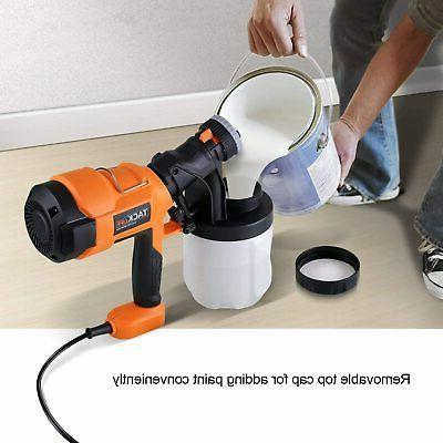 Paint High Power HVLP Home Electric Spray Gun,Adjustable