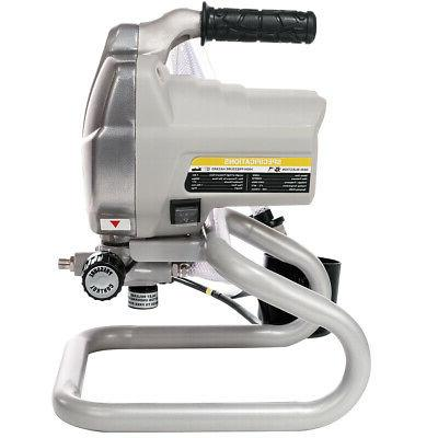 High Airless Paint Gun Adjustable Sprayer Machine 3300PSI