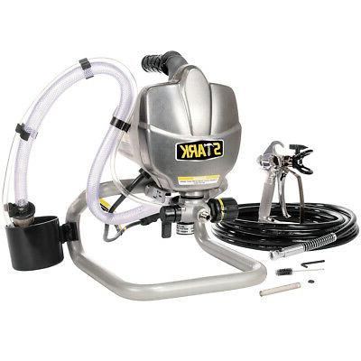 high pressure 650w airless paint spray gun