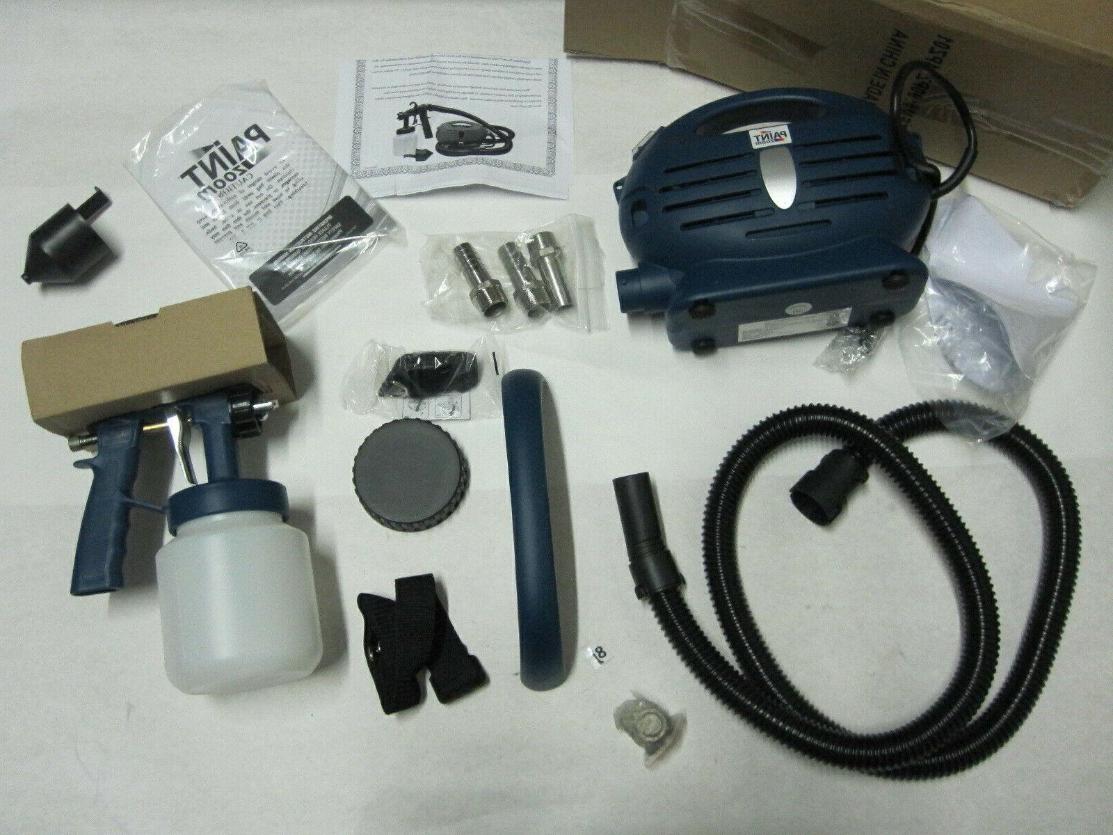 hvlp paint sprayer kit easy stain painting