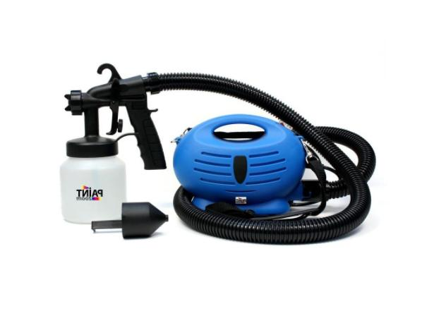 hvlp paint sprayer kit professional staining painting