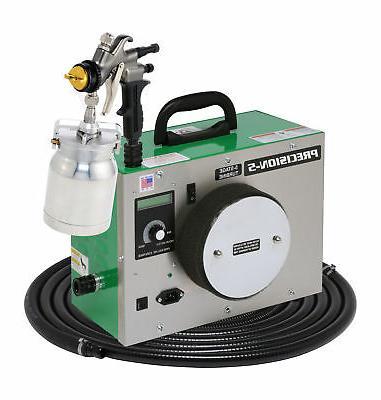 hvlp precision 5 turbine paint spray system