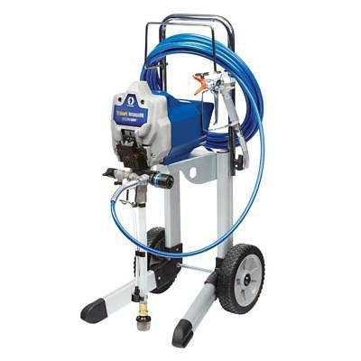 magnum pro x17 cart airless paint sprayer