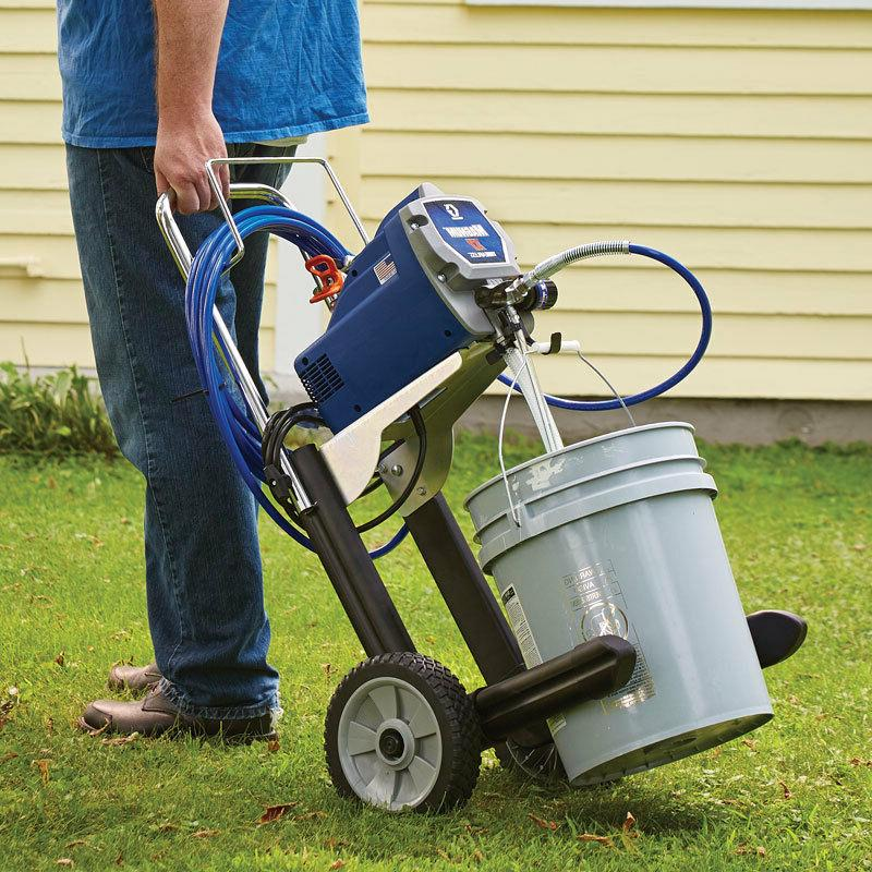 Graco X7 Airless Sprayer w/ wty and Refurbished