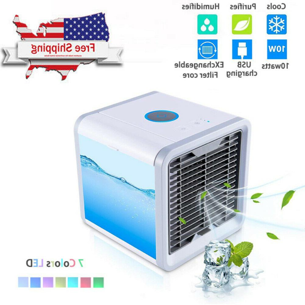 Mini Conditioner Portable Summer Space Artic Fan Humidifier