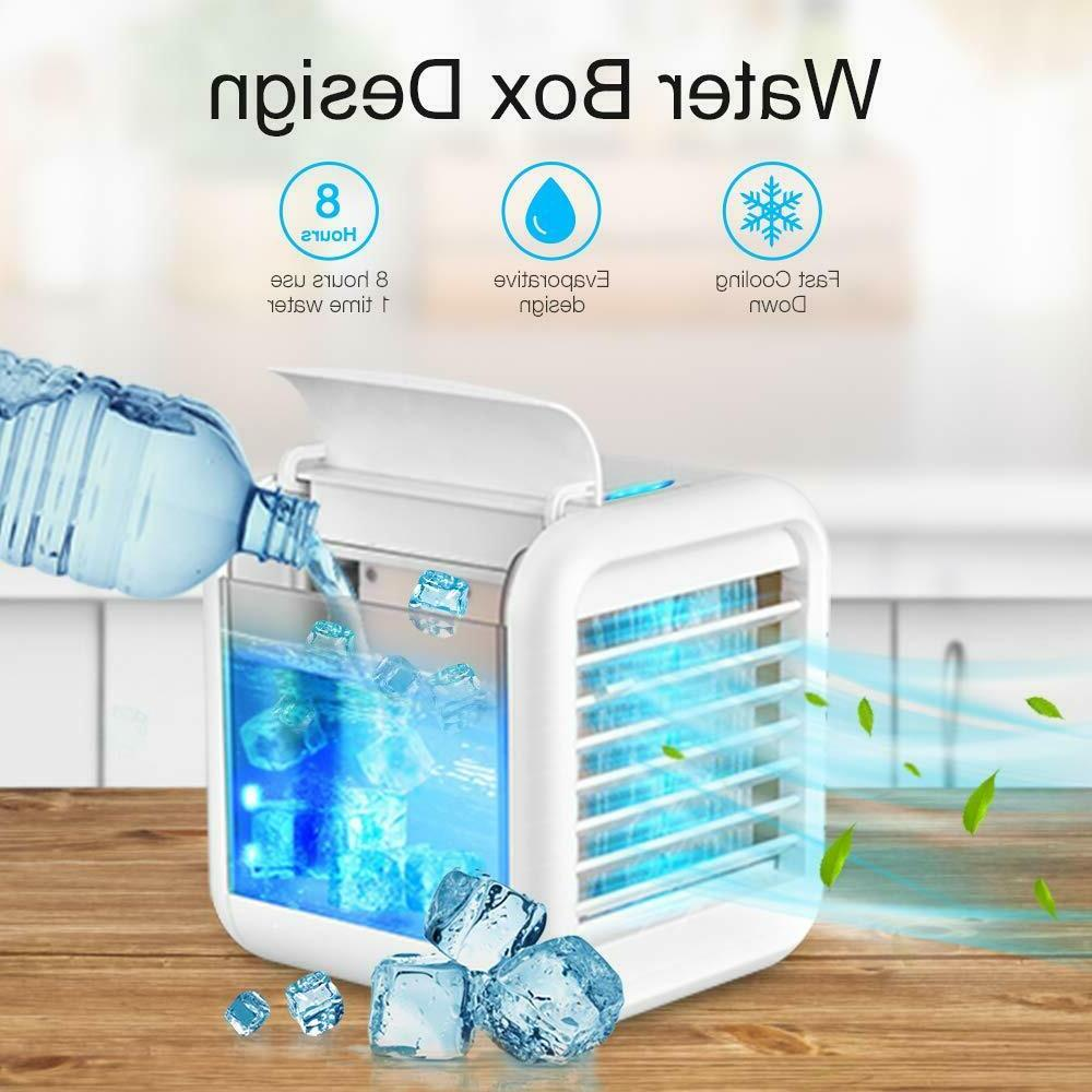 Mini Air Conditioner Portable Summer Artic Humidifier