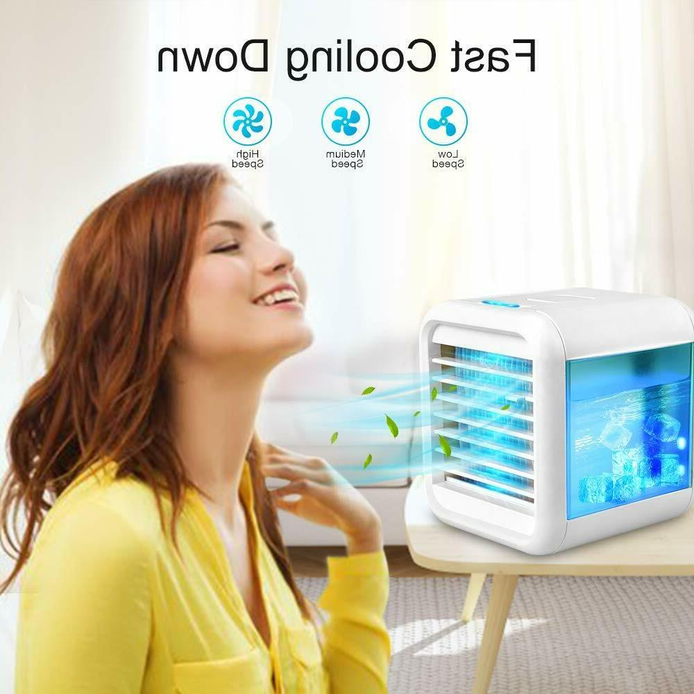 Mini Air Portable Summer Space Cooling Artic Humidifier