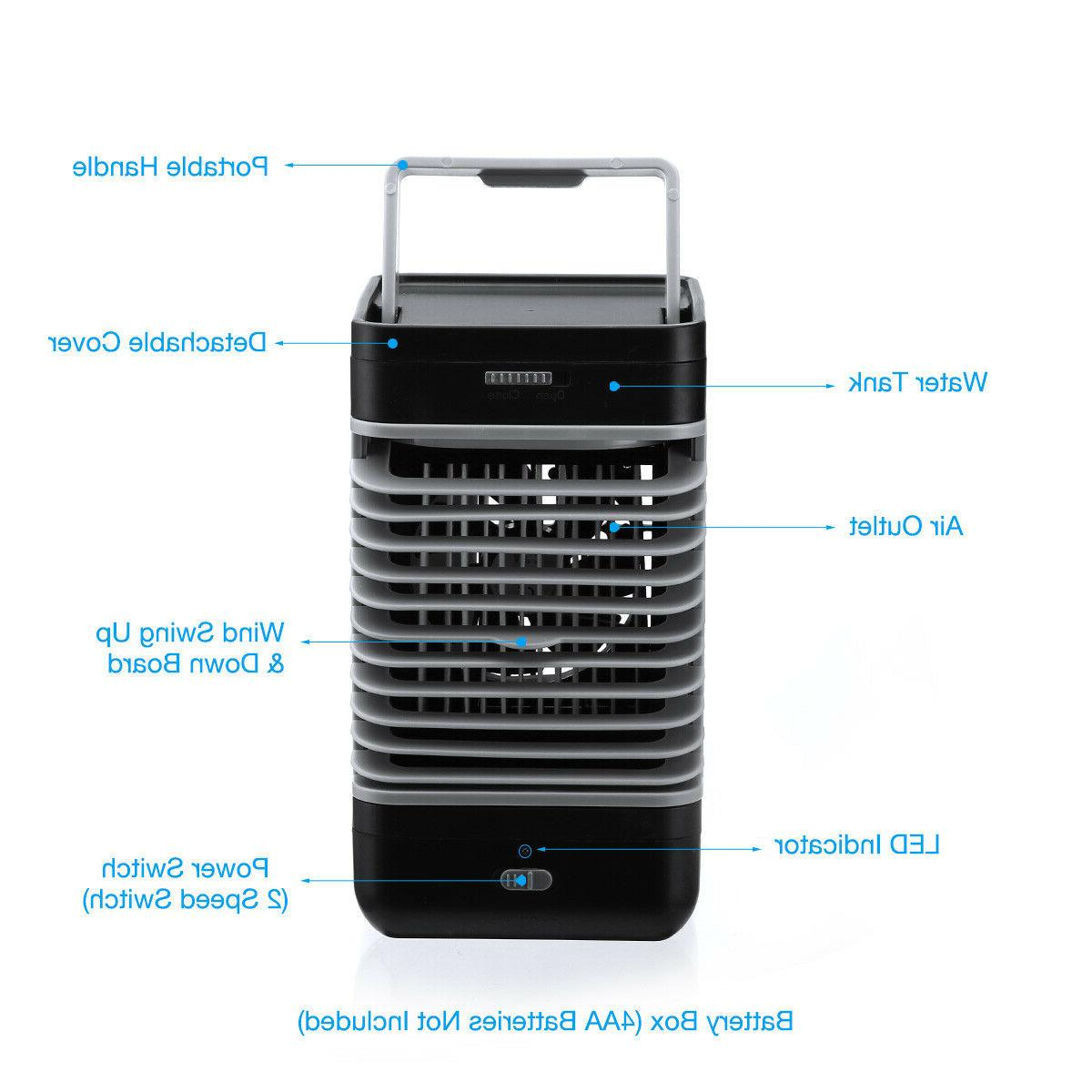 Portable Mini Air Cooler Artic Fan