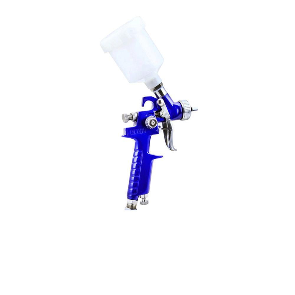 Mini HVLP Paint Spray Detail Sprayer Gravity