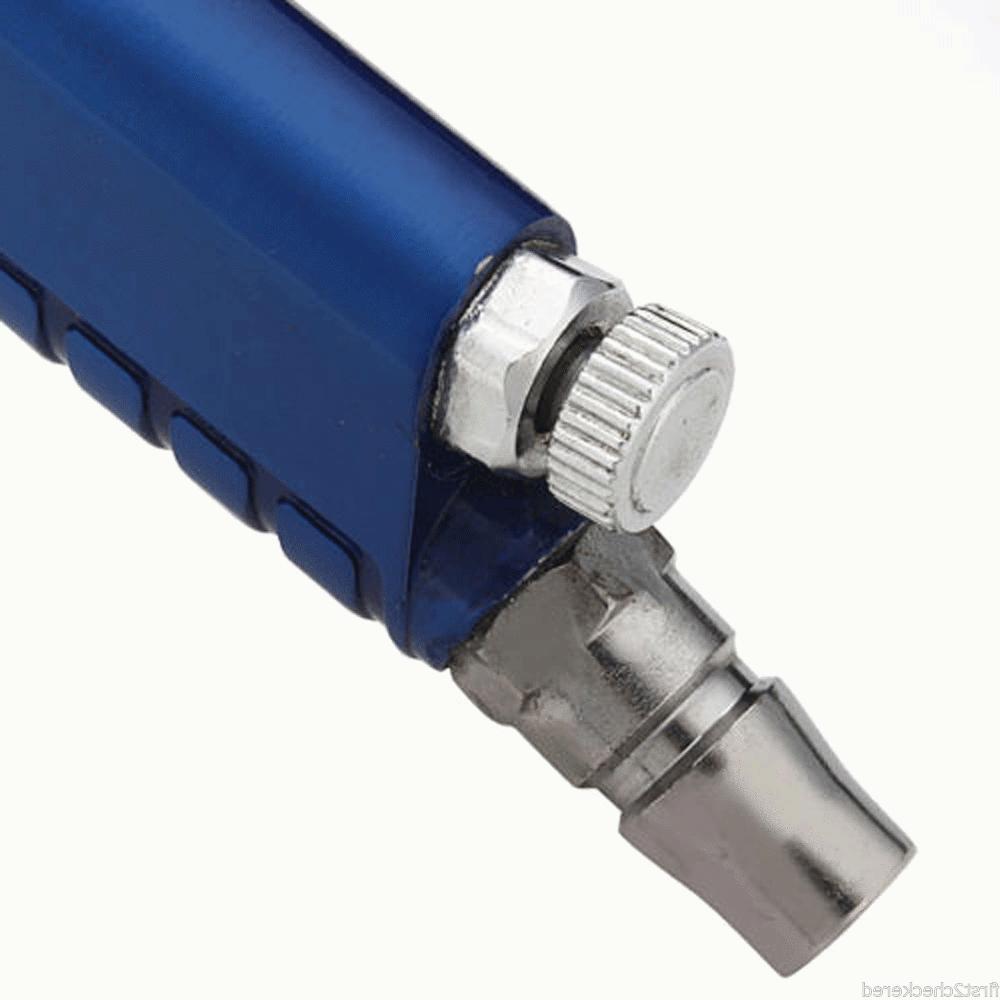 Mini HVLP Air Paint Spray Auto Detail Up Gravity Repair
