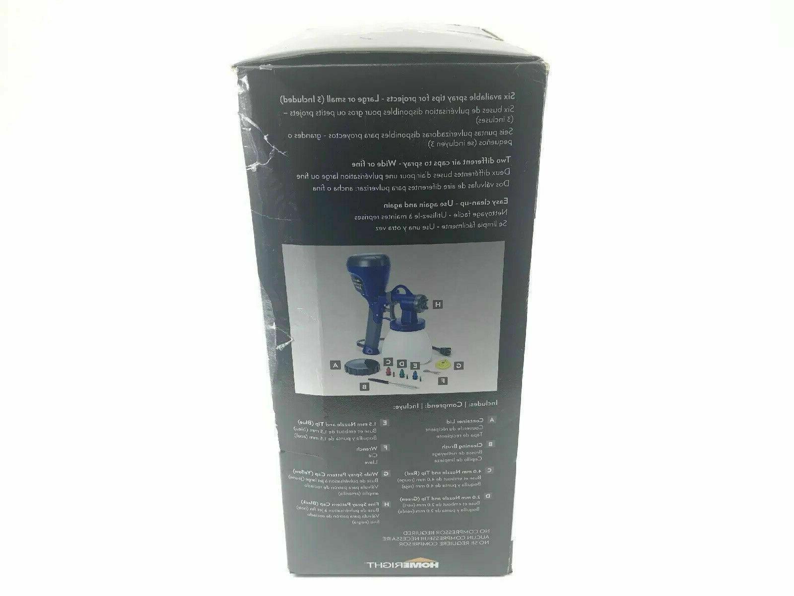 HomeRight Finish Max Extra Power Home Sprayer