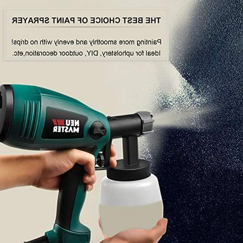 Paint MASTER N3020 Gun, Easy 3 Spray