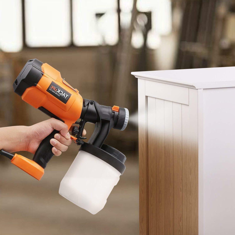 Paint 800ml Electric Spray Gun Refill
