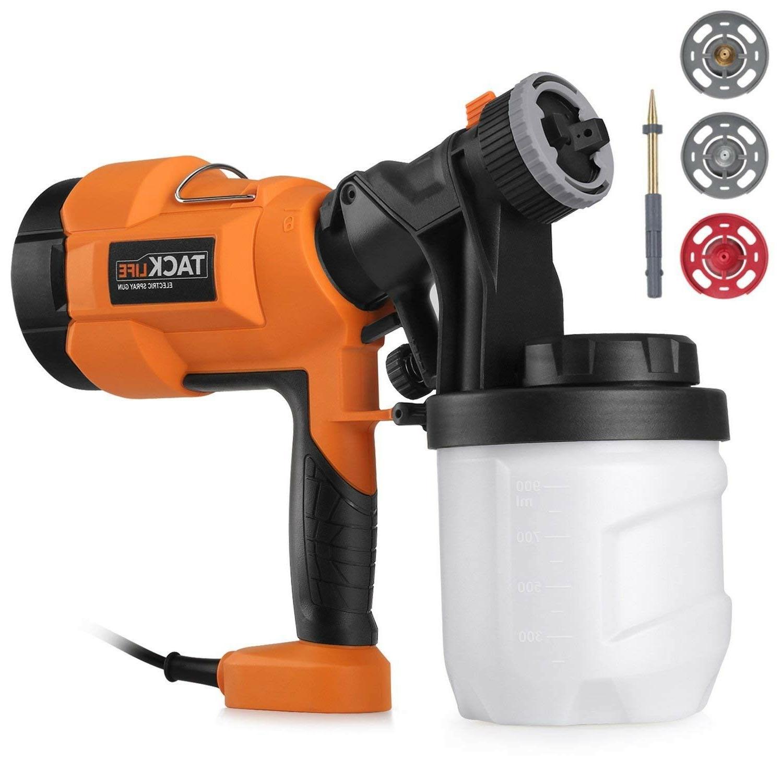 paint sprayer 800ml min electric spray gun