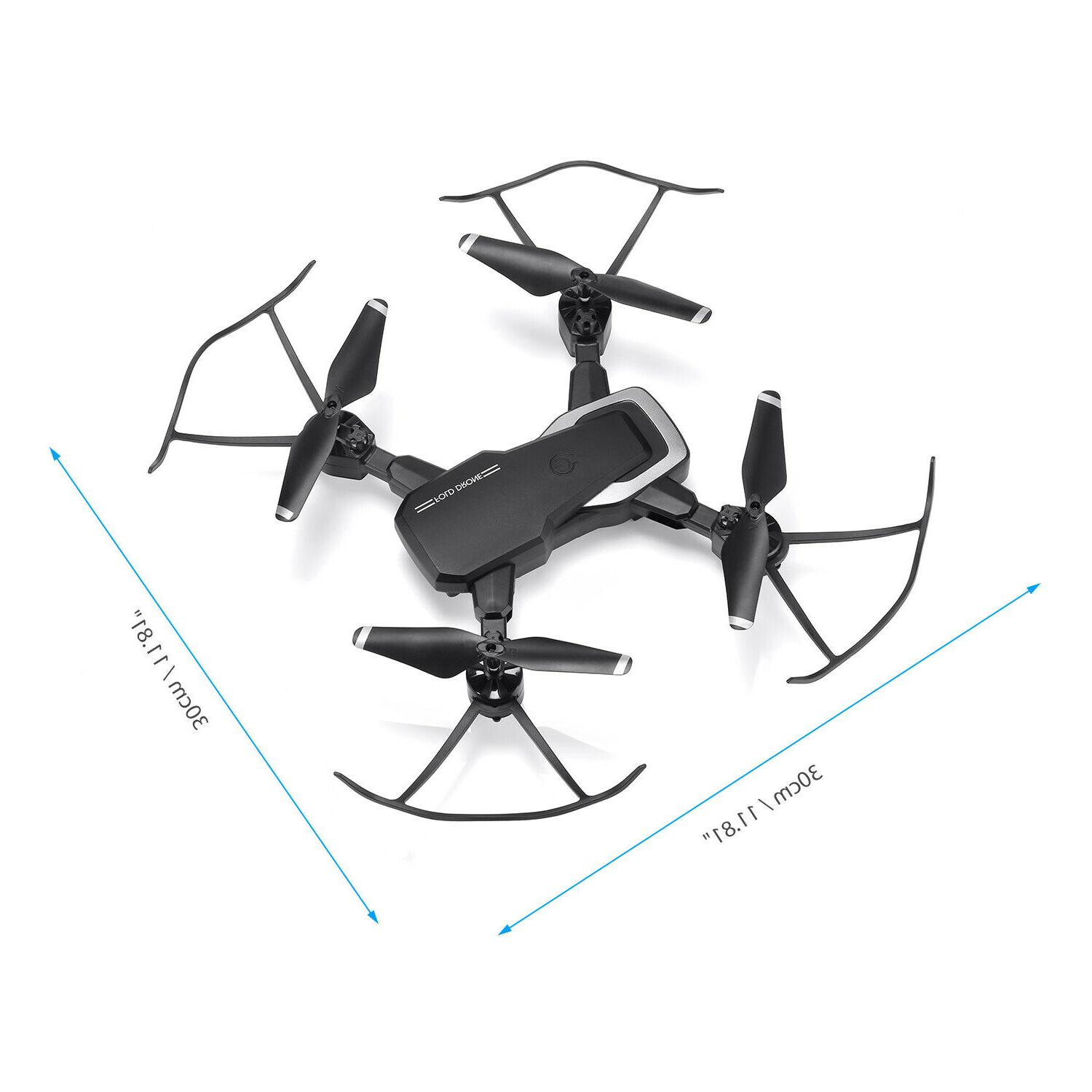 FPV Dual HD Foldable Toy US NEW