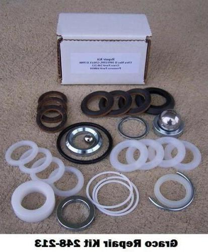 Aftermarket Pump Repair Kit For Graco®* Paint Sprayer 24821