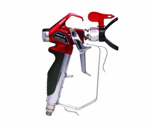 Titan Paint Gun Tip w/ Hose