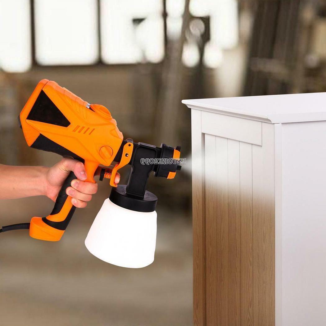 Electric Paint Spray Gun Tools Painting Sprayers Tool