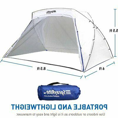 SPRAYRITE Shelter Tent - Furniture Paint Stain