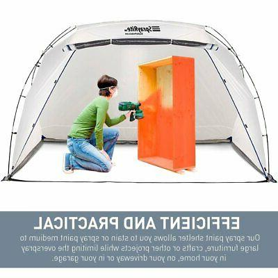 SPRAYRITE Paint Shelter - Tent - Stain