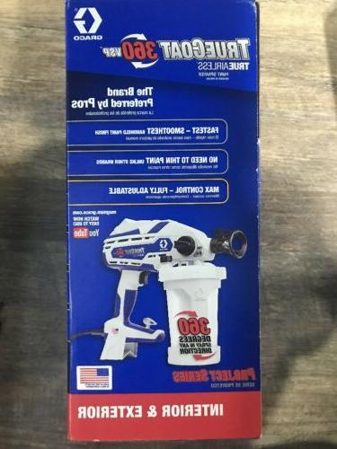 Graco 360VSP Handheld Airless Sprayer Model #17D889